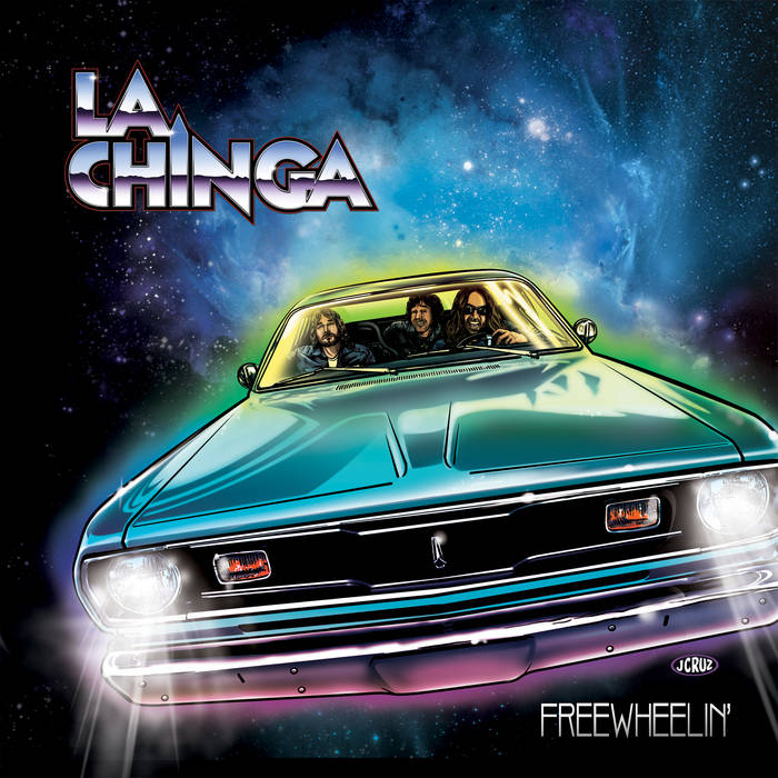 La Chinga - Freewheelin