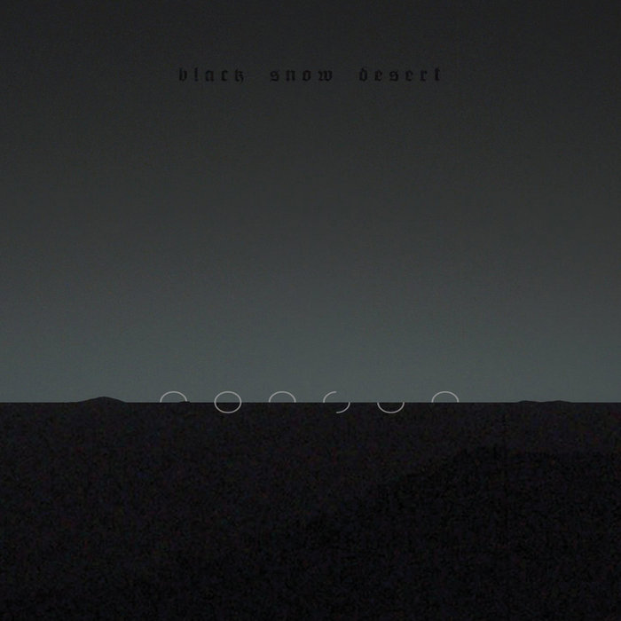 Nonsun - Black Snow Desert