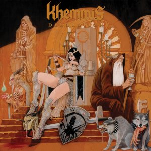 KHEMMIS - ISOLATION