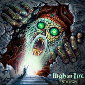 HIGH ON FIRE NEW